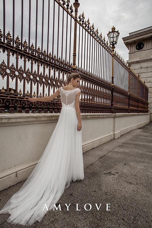 Suknie ślubne Amy Love Bridal 2017 / Labette