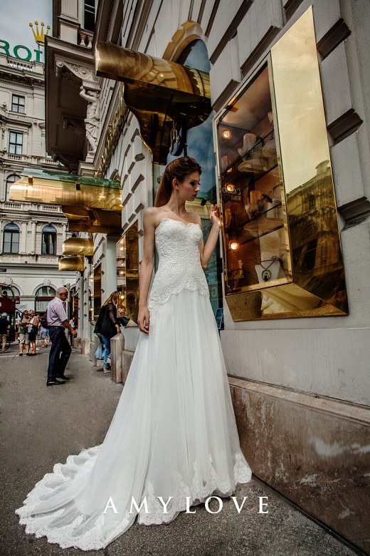 Suknie ślubne Amy Love Bridal 2017 / Lara
