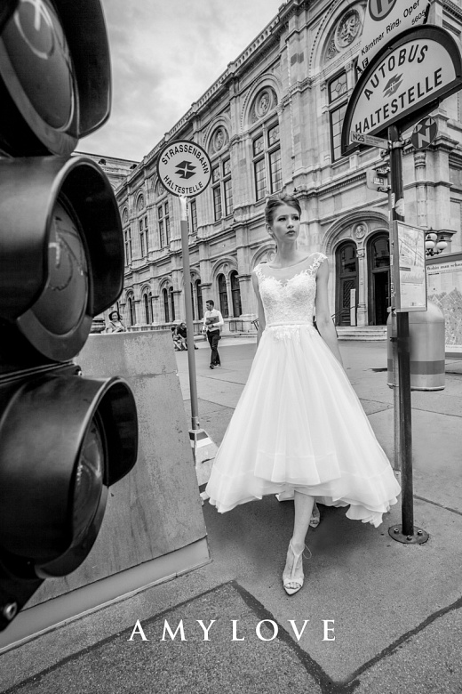 Suknie ślubne Amy Love Bridal 2017 / Lauri