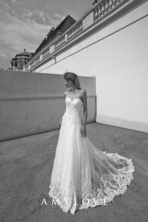 Suknie ślubne Amy Love Bridal 2017 / Lavare