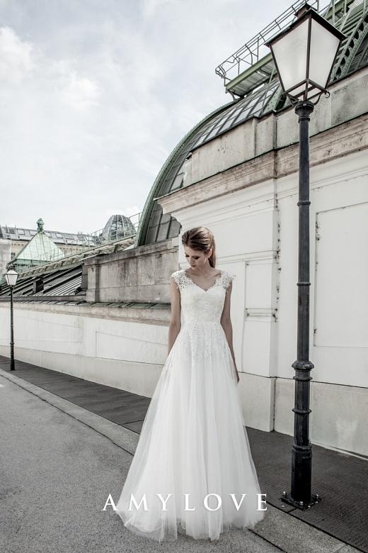 Suknie ślubne Amy Love Bridal 2017 / Lawrence