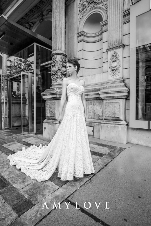 Suknie ślubne Amy Love Bridal 2017 / Lee