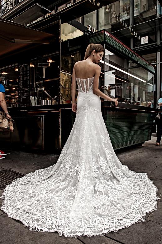 Suknie ślubne Amy Love Bridal 2017 / Leila