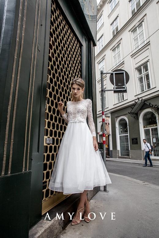 Suknie ślubne Amy Love Bridal 2017 / Leona