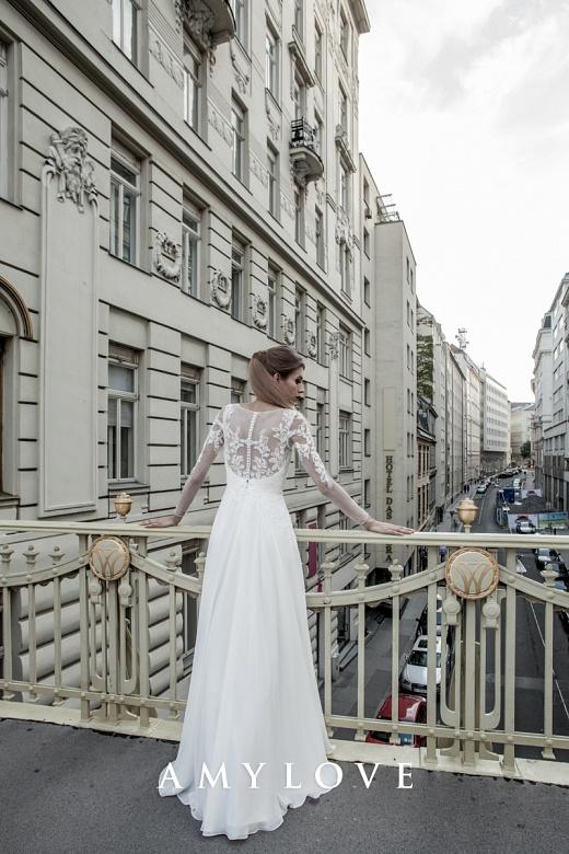 Suknie ślubne Amy Love Bridal 2017 / Les