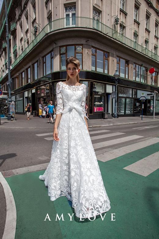 Suknie ślubne Amy Love Bridal 2017 / Liana