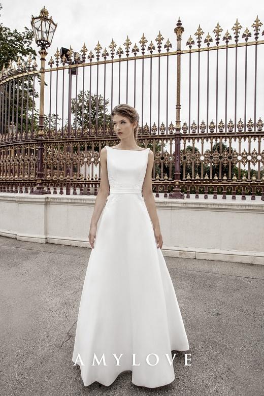 Suknie ślubne Amy Love Bridal 2017 / Linett