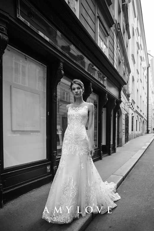 Suknie ślubne Amy Love Bridal 2017 / Lino