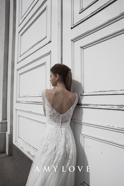Suknie ślubne Amy Love Bridal 2017 / Lisa