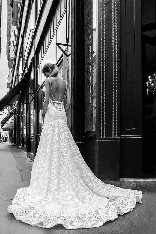Suknie ślubne Amy Love Bridal 2017 / Livia