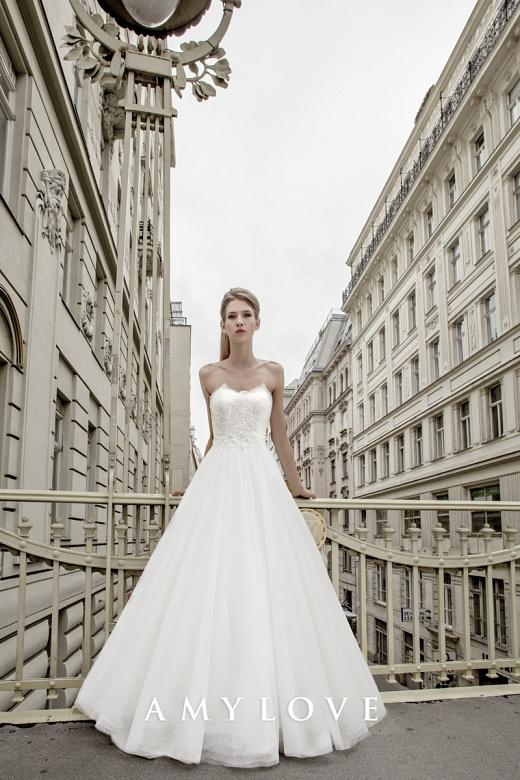Suknie ślubne Amy Love Bridal 2017 / Luca