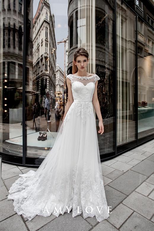 Suknie ślubne Amy Love Bridal 2017 / Luciana