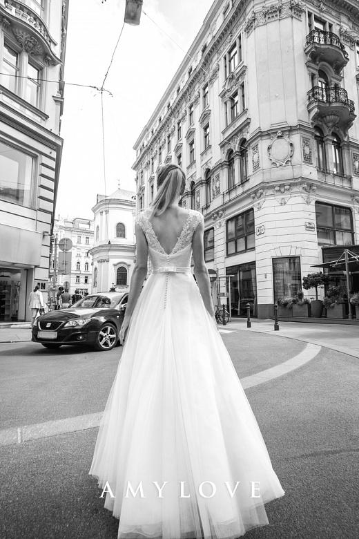 Suknie ślubne Amy Love Bridal 2017 / Lucky