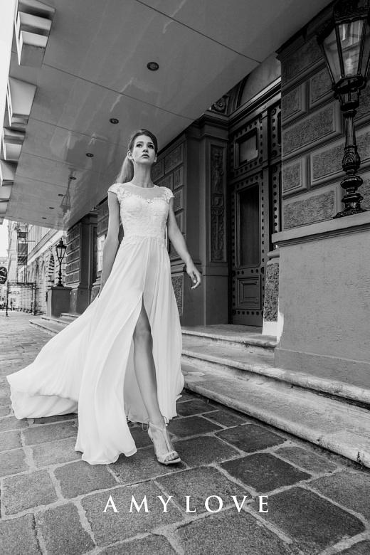 Suknie ślubne Amy Love Bridal 2017 / Ludovica
