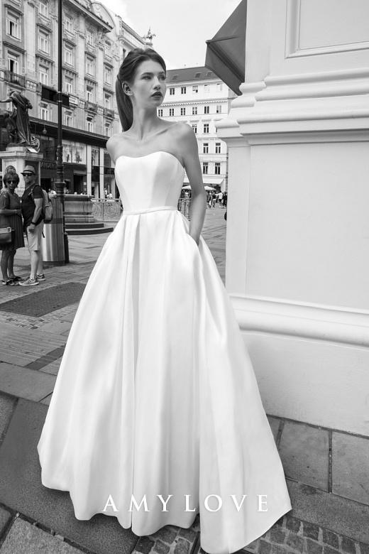 Suknie ślubne Amy Love Bridal 2017 / Luke