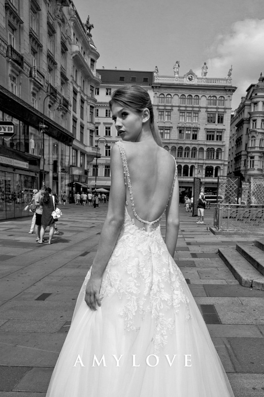 Suknie ślubne Amy Love Bridal 2017 / Lulu