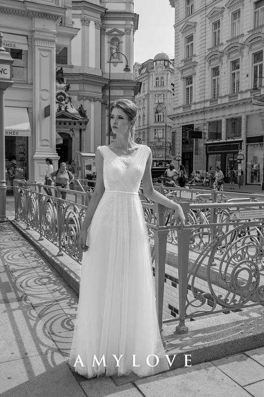 Suknie ślubne Amy Love Bridal 2017 / Luz