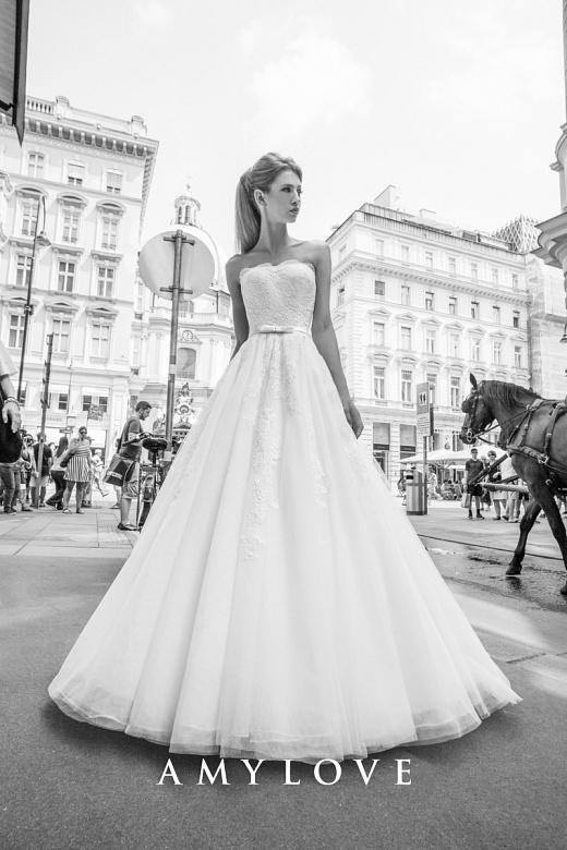 Suknie ślubne Amy Love Bridal 2017 / Lynn